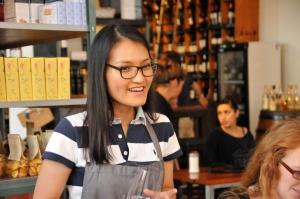 16. Juni 15 Tasting mit Yook im vinocentral